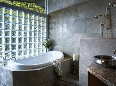 دکوراسیون حمام,مدل دکوراسیون حمام,حمام های مدرن
