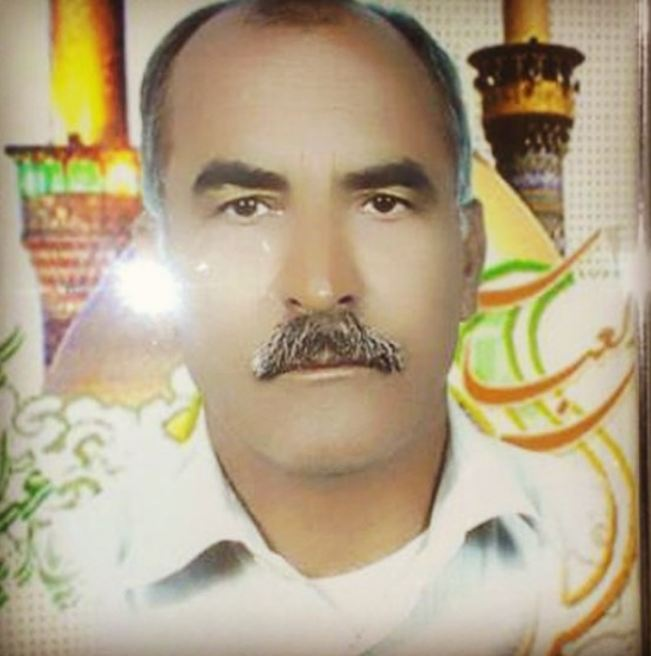 مرحوم علی غیاثی