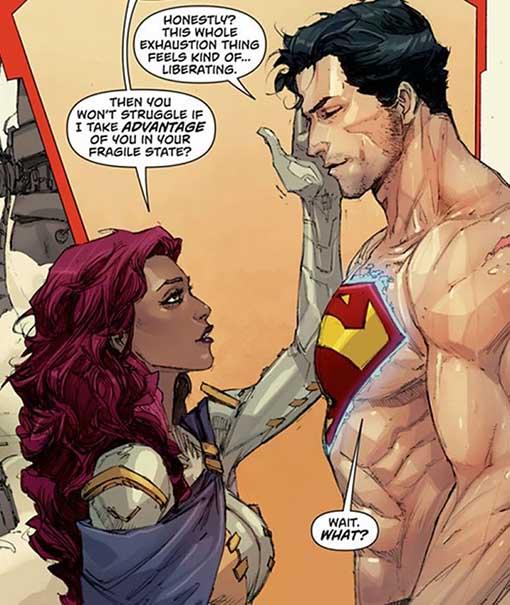 فدرت های سوپرمن