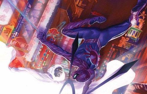 شماره 7 سری جدید کمیک های The Amazing Spider-Man ترجمه شد + لینک دانلود مستقیم