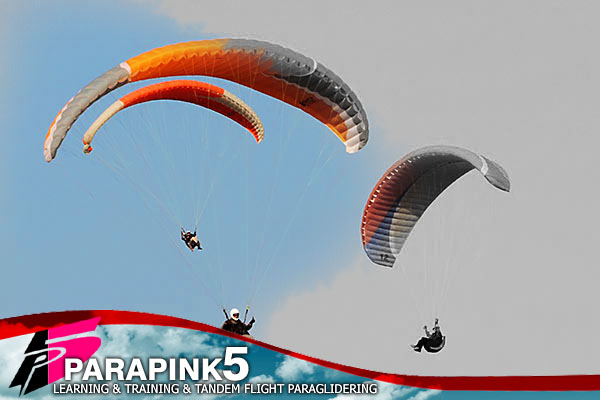 paraglider for women