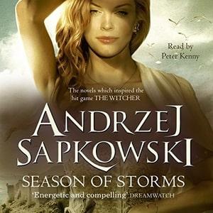 دانلود کتاب Season of Storms فصل طوفانها از سری رمان ویچر به زبان فارسی