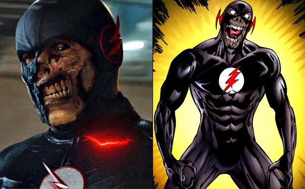فلش سیاه black flash