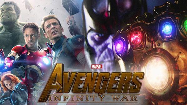 جنگ بینهایت infinity war
