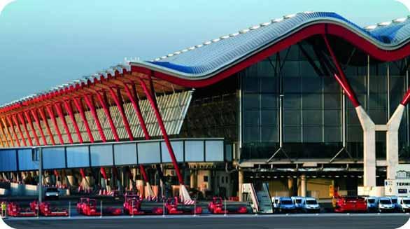 فرودگاه باراخاس مادرید_1