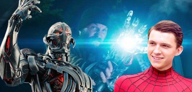 آیا ارتباطی بین فیلم جدید مرد عنکبوتی و آلتران وجود دارد؟
