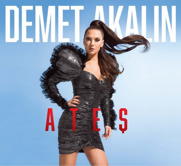 دانلود آلبوم دمت آکالین demet Akalin بنام Ates