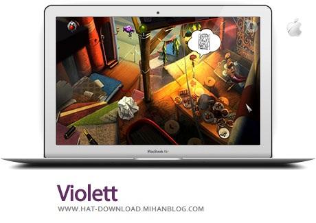 violett mac بازی زیبا و فکری Violett 1.23   مک
