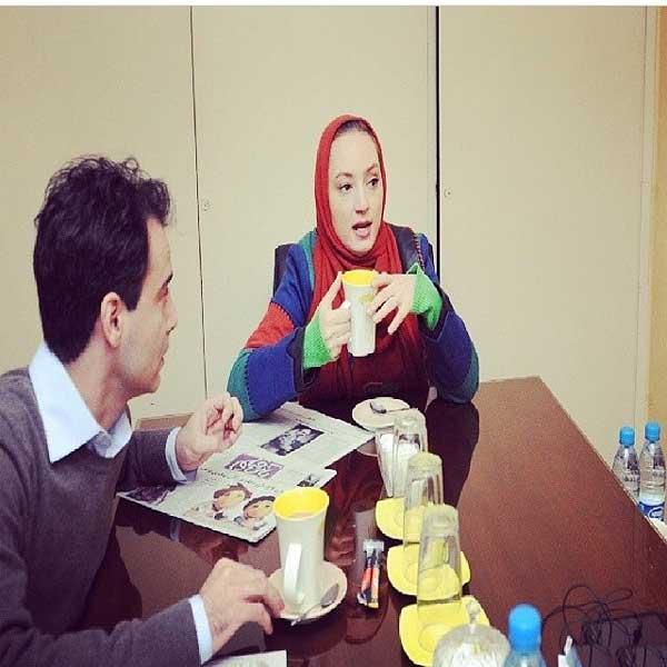 عکس های جدید سحر ولدبیگی و همسرش