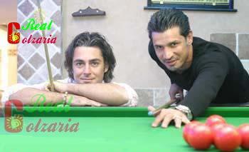 عکس محمدرضا گلزار و علی دایی