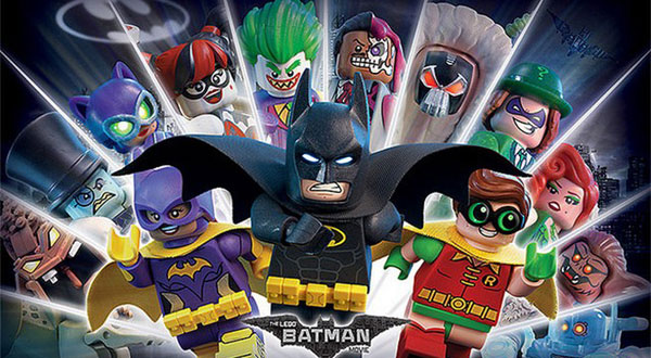 LEGO Batman (Feb. 10th)