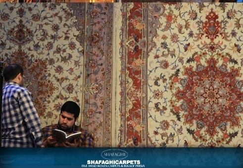فروش فرش شفقی تبریز