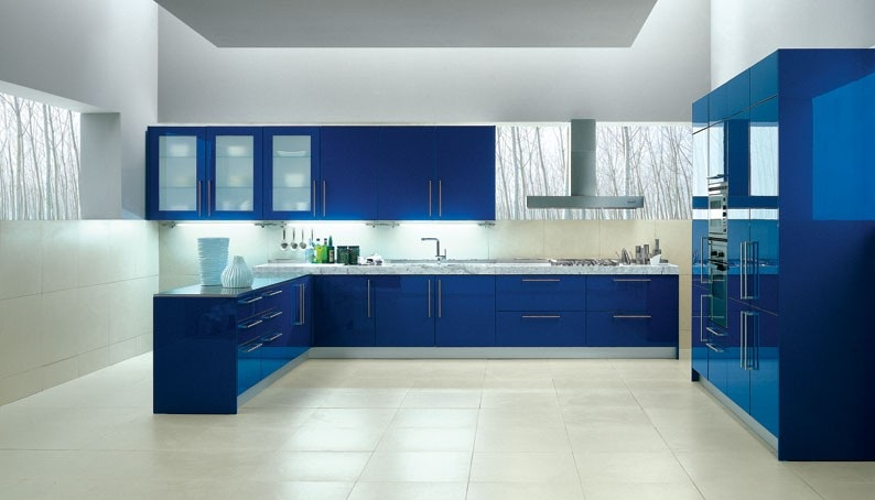 for Contemporary kitchen designs 2014