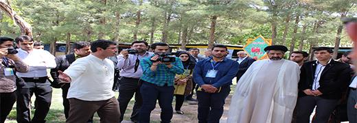 دیدار دبیر تشکل امید با معاون محترم فرهنگی دانشگاه آزاد اسلامی