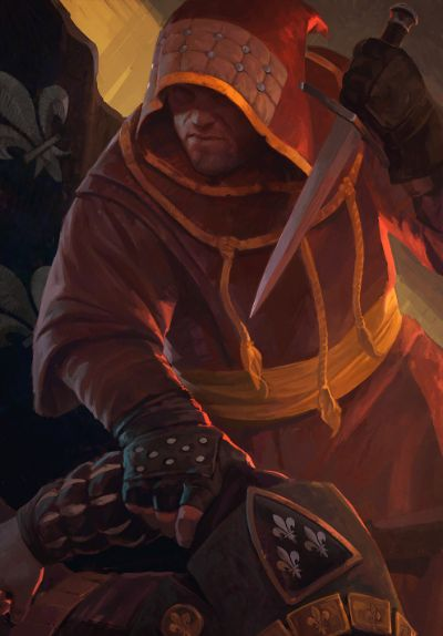 Gwent The Witcher Card Game - Letho Kingslayer
