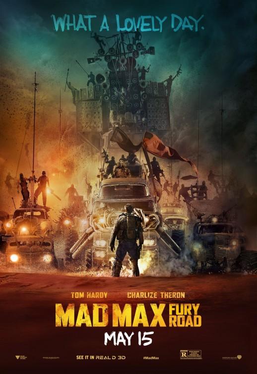 دانلود زیرنویس فیلم Mad Max Fury Road 2015