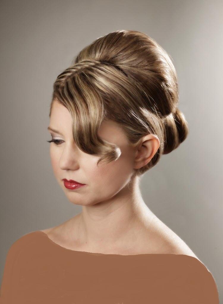 جدید ترن مدل مو های عروس و مدل مو های مجلسی