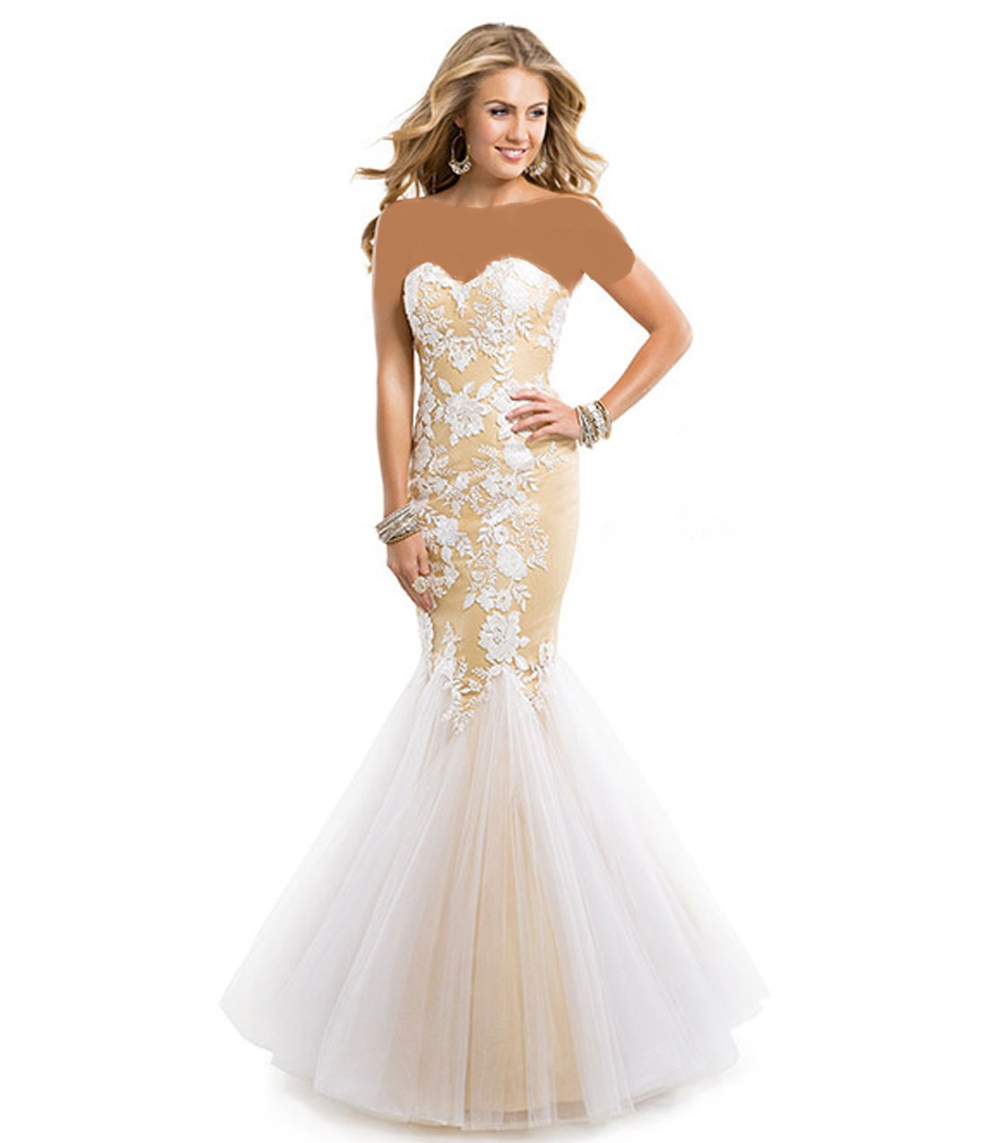 http://www.uplooder.net/img/image/80/219b10f96c1be3edbd705d75cb84a517/white-gold-lace-tulle-mermaid-gown-38713larger.jpg