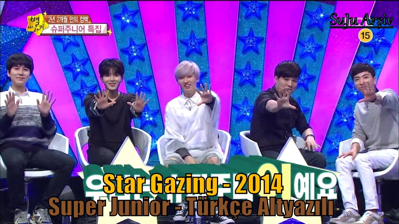 Super Junior PerSubs - Star Gazing