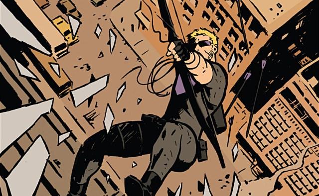 شماره 3 کمیک تیزبین (Hawkeye) ترجمه شد