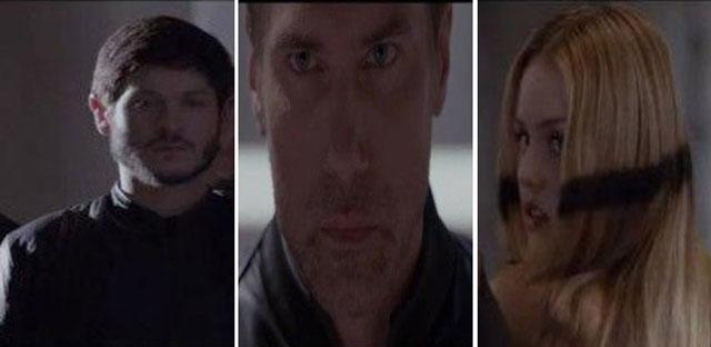 عکس های لو رفته از تریلر سریال Inhumans مارول