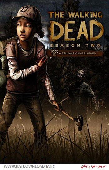 The Walking Dead Season 2 Episode 1 pc cover small دانلود بازی The Walking Dead Season 2 Episode 4 برای PC