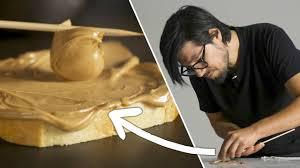 آموزش آشپزی سری 65 ام طرز تهیه ساندویج چگونه یک سبک غذایی مواد غذایی یک کره بادام زمینی و ژله ساندویچ درست می کند