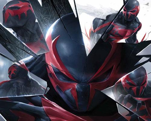 """شماره 5 از سری جدید """"مرد عنکبوتی 2099"""" ترجمه شد + لینک دانلود مستقیم"""