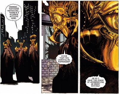 کاهنه های سیاه