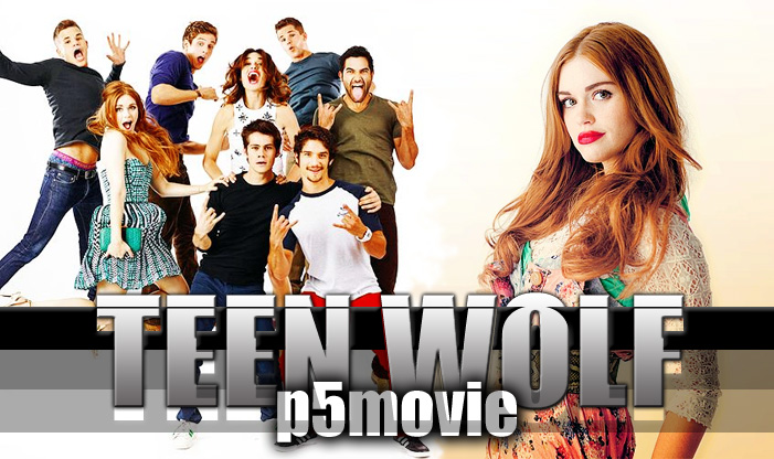 teenwolf - p5movie