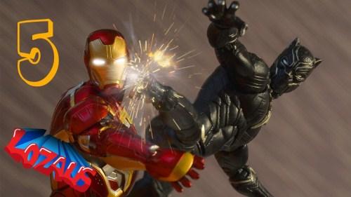 جنگ عروسک مرد آهنی