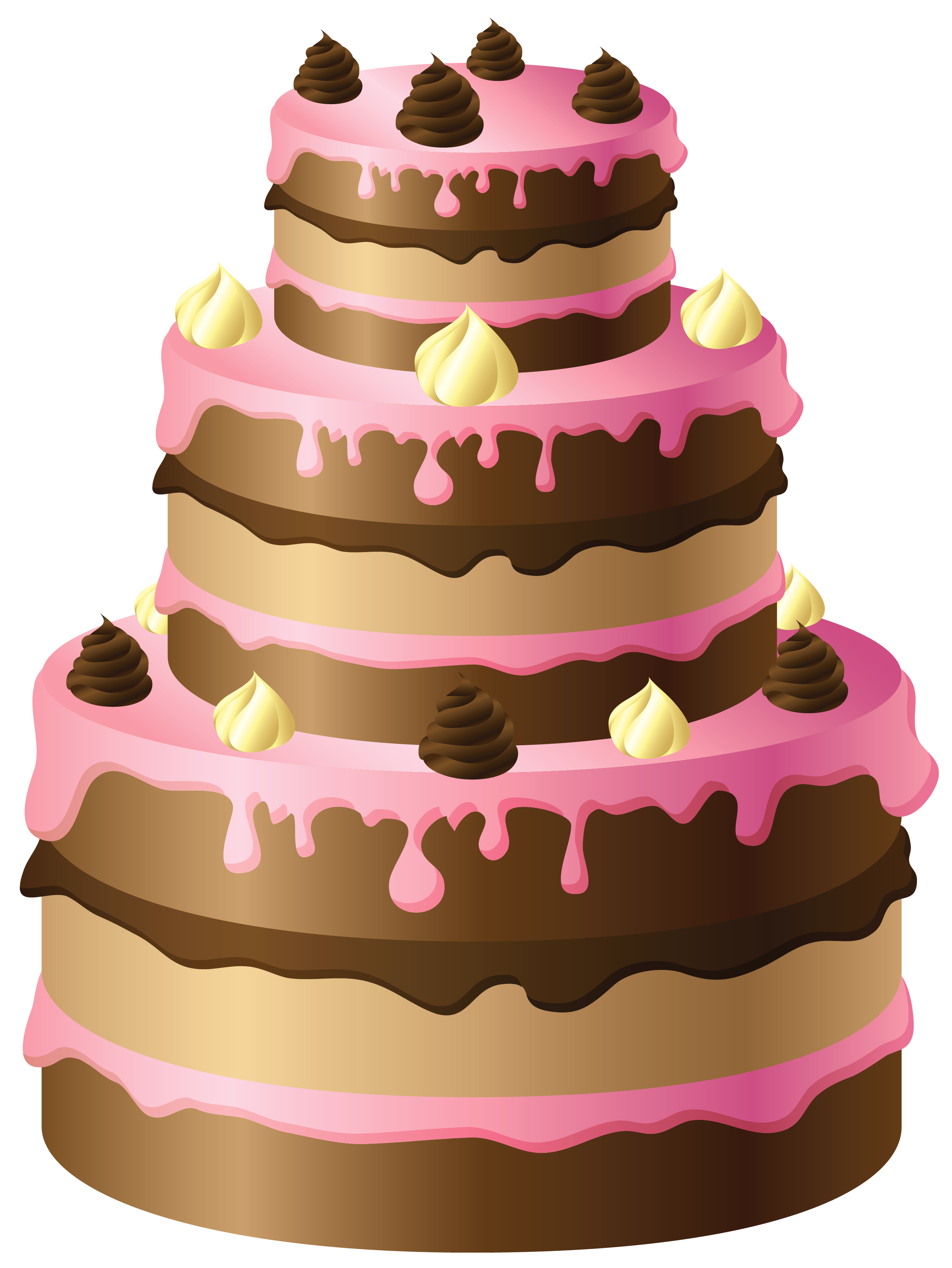 http://www.uplooder.net/img/image/87/25b9cb7338f718cda379c896b696a19c/Large_Chocolate_Cake_with_Pink_Cream_PNG_Clipart.png