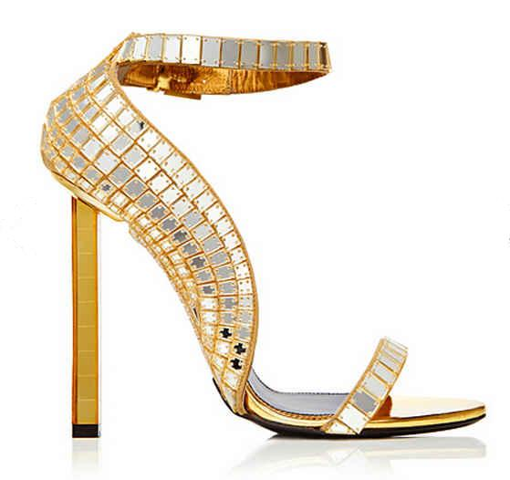 SEASONS NEWEST: TOM FORD WOMEN'S SHOES SPRING-SUMMER 2013