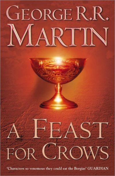 4. A Song Of Ice And Fire-A Feast for Crows-Martin George R R