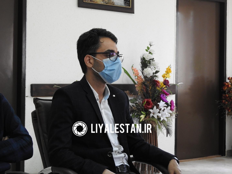 سلیمان احمدی نژاد مدیر مسئول پایگاه خبری لاهیجان