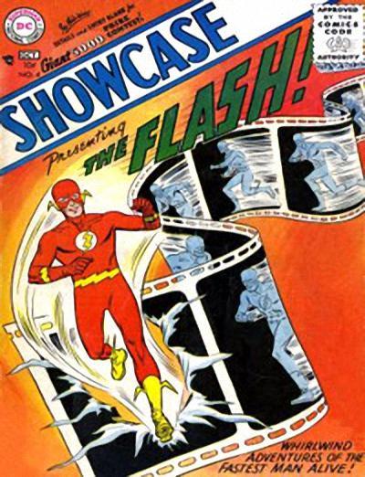 عصر نقره ای، فلش - Silver Age، Flash