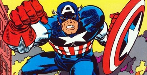 معرفی شخصیت کاپیتان آمریکا