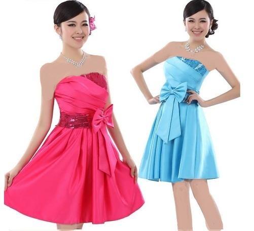www.ysame.ir-لباس های مجلسی جديد دخترانه کره ای