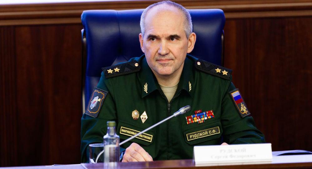 ستاد کل نیروهای مسلح روسیه :