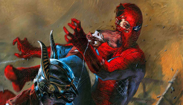 كمیك های مرد عنکبوتی: توطئه کلونی به زبان فارسی ( كامل + لینك دانلود مستقیم)