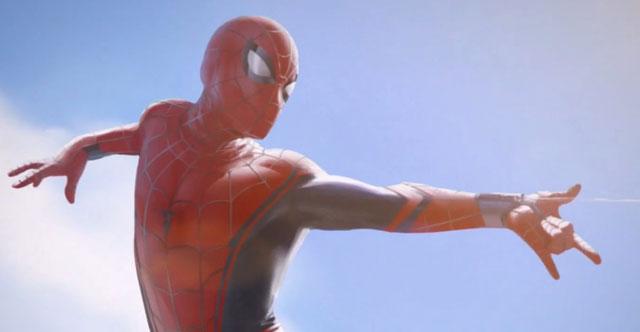 کانسپت آرت های شگفت انگیز از فیلم مرد عنکبوتی بازگشت به خانه