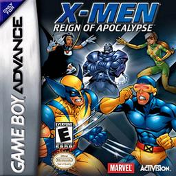 بازی مردان ایکس-ولورین-x-men-بازی کمیکی-