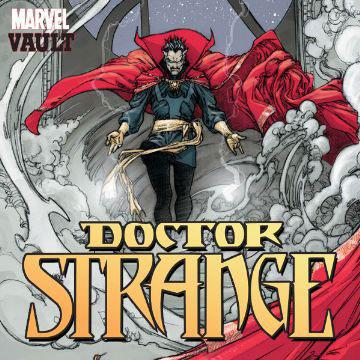 کمیک گمشده دکتر استرنج پس از سالها منتشر شد! + لینک دانلود