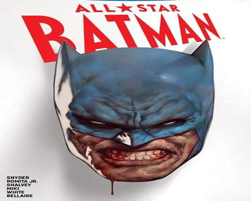"""شماره 1 از کمیک """"ال استار بتمن"""" (All Star Batman) ترجمه شد +  لینک دانلود"""