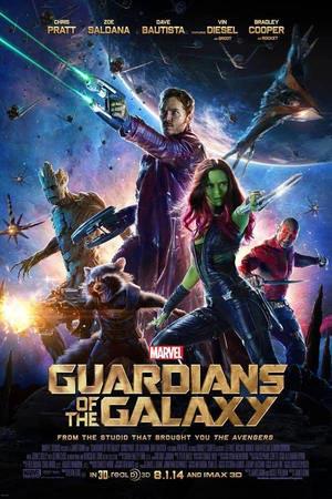پوستر محافظین کهکشان 2