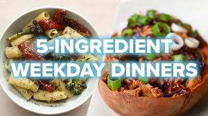 آموزش آشپزی سری 85 ام دستورالعمل طرز تهیه شام خوشمزه به 5 روش