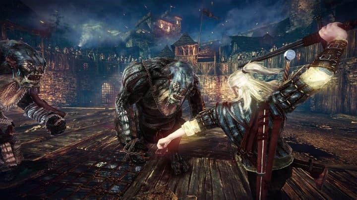 اسکرین شاتهای جذاب ویچر witcher 2 assassins of kings enhanced edition