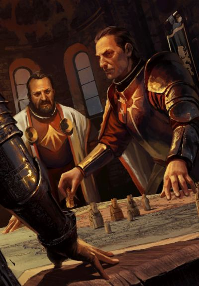 Gwent The Witcher Card Game - War Council