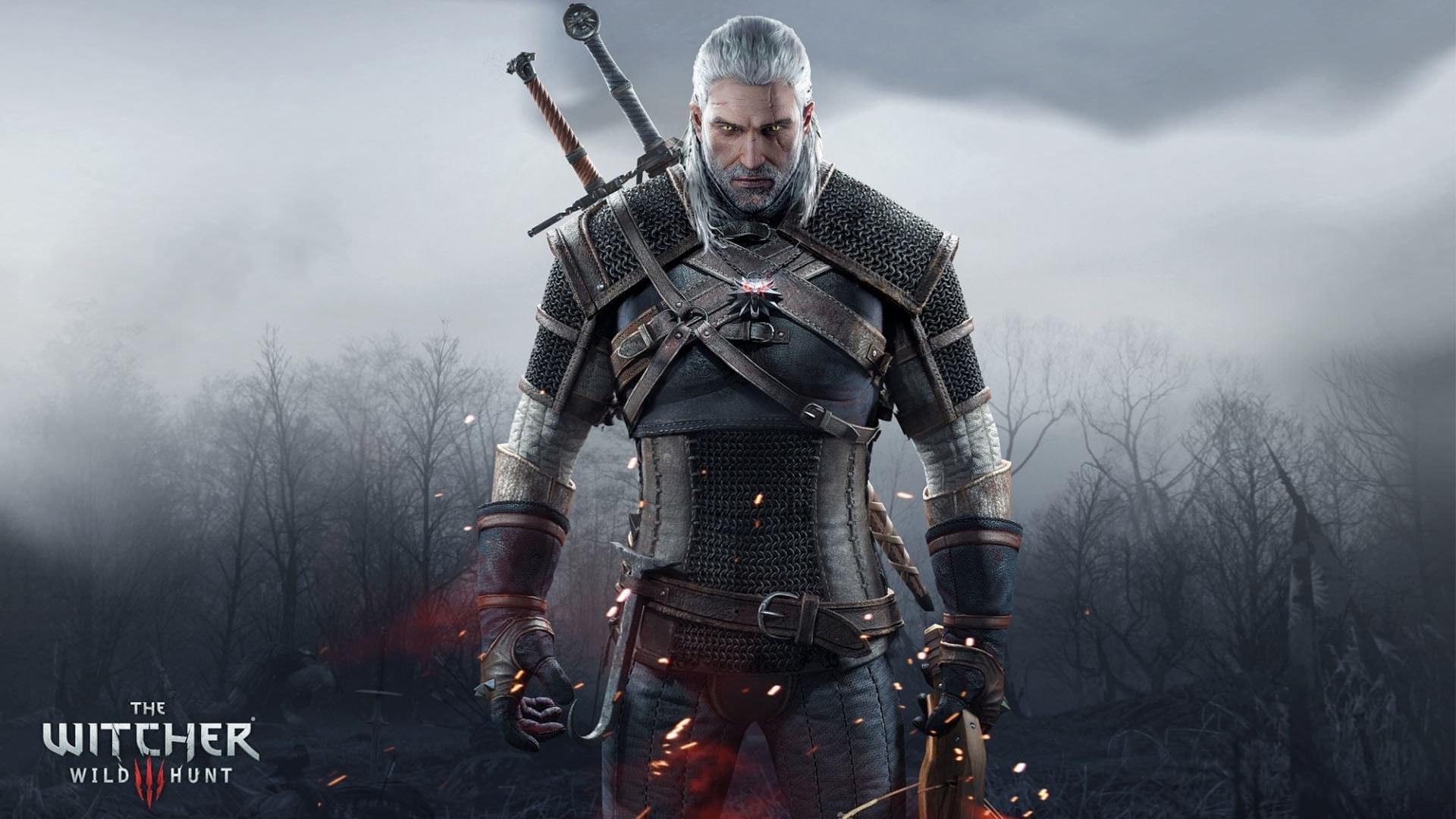 گرالت در بازی The Witcher 3