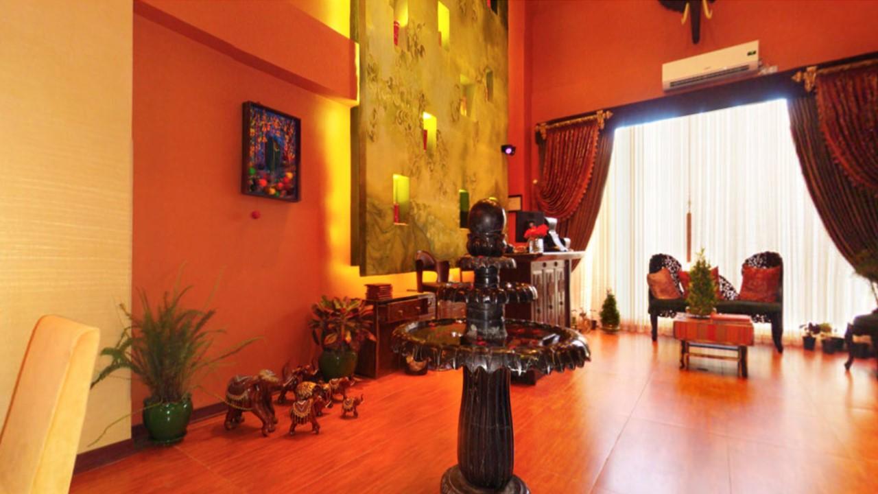 رستوران هندی تاج محل شیراز
